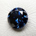 Brillante blu scuro